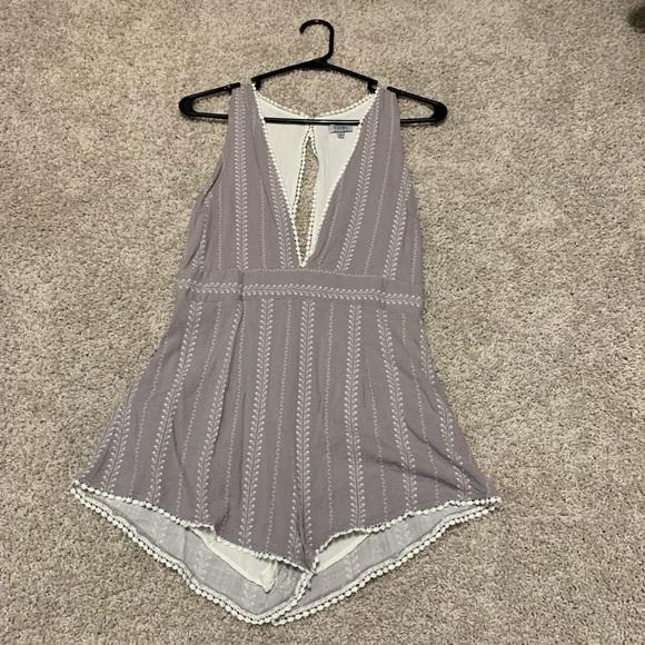 Tobi Dresses & Skirts - Lilac romper